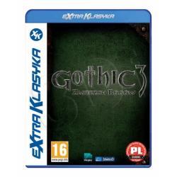Gra PC XK Gothic 3: Zmierzch Bogów (dodatek)