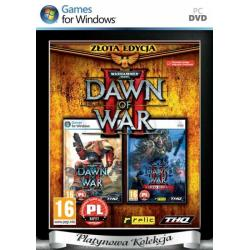 Gra PC NPK Warhammer 40k: Dawn of War II - Złota Edycja