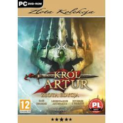Gra PC ZK Król Artur + zestaw dodatków