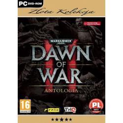 Gra PC ZK Warhammer 40k Dawn of War II Antologia: gra podst. + Chaos Rising + Retribution