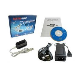 ADAPTER USB TO IDE 2,5 + 3,5 BOX