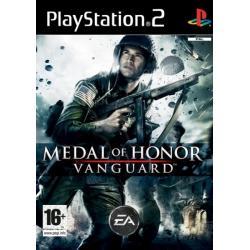 Gra PS2 Medal of Honor Vanguard