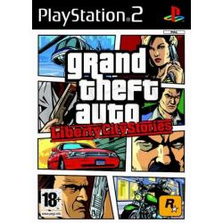 Gra PS2 GTA Liberty City Stories