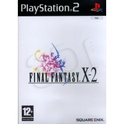 Gra PS2 Final Fantasy X-2