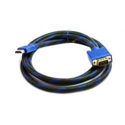 KABEL HDMI-VGA M-M 1,5 M