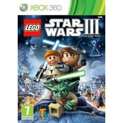 Gra Xbox 360 LEGO Star Wars III The Clone Wars