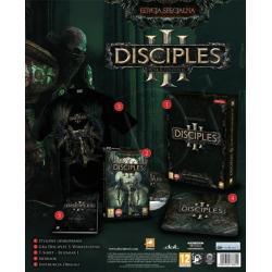 Gra PC Disciples III: Wskrzeszenie - Hordy Nieumarłych - Edycja Specjalna