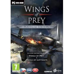 Gra PC Wings of Prey Platinum Edition (Wings of Prey: Skrzydła Chwały + Wings of Luftwaffe)