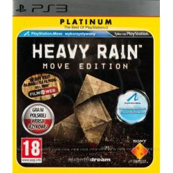 Gra PS3 Heavy Rain Move Edition Platinum