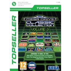 Gra PC TPS Sega Mega Drive Collection vol. 3
