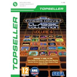 Gra PC TPS Sega Mega Drive Collection vol. 4