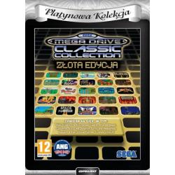 Gra PC NPK Sega Mega Collection 1-4