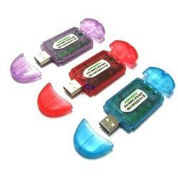 CZYTNIK USB2.0 SD/MMC/XD/MS PENDRIV