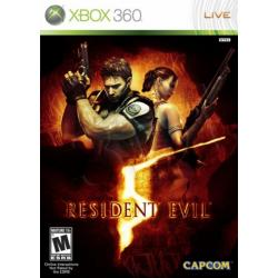 Gra XBO360 Resident Evil 5