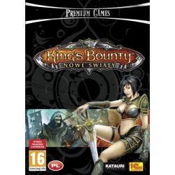 """Gra PC PG King""""s Bounty: Nowe Światy"""
