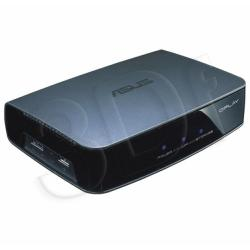 Media Player ASUS O!Play Air HDP-R3 (WiFi, RJ-45, Card Reader, USB, e-SATA, HDMI out, MPEG 1,2,3,4, BlueRay & DVD iso suppor