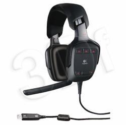 SŁUCHAWKI Z MIKROFONEM LOGITECH PC Headset G35