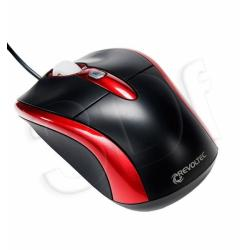 MYSZ REVOLTEC WIRED MINI MOUSE W103 RED EDITION