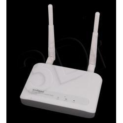 EDIMAX (EW-7416APN)  ACCESS POINT IEEE 802.11 n, WDS, universal repeater, AP,  AP client, prędkość od 300Mbit, zwiększony zasięg