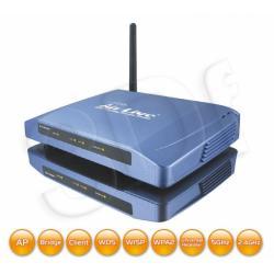 OVISLINK AirLive [ WLA-5200AP ] Access Point 802.11a/b/g [ Menadżer Pasma, Moc 20dBm ][ 2x LAN ]