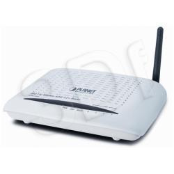 PLANET ADW-4401A (v4) Bezprzewodowy 802.11g Modem/Router ADSL 4x RJ-45 [ VPN ][ Neostrada i Netia - linia analogowa ]