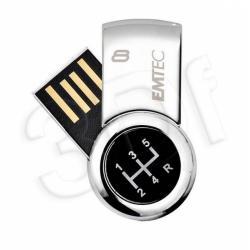 EMTEC FLASHDRIVE S360 8GB FOR HIM (WYPRZEDAŻ)