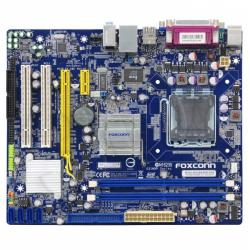 FOXCONN G31MXP-K Intel G31 Socket 775 mATX (WYPRZEDAŻ)
