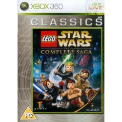 Gra Xbox 360 LEGO Star Wars The Complete Saga Class