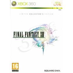 Gra Xbox 360 Final Fantasy XIII Collectors Edition