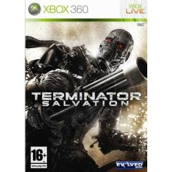 Gra Xbox 360 Terminator Salvation