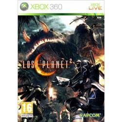 Gra Xbox 360 Lost Planet 2