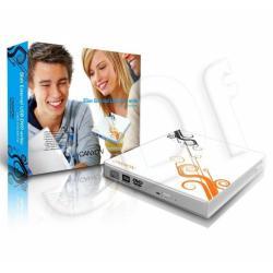 NAGRYWARKA MULTI DVD CANYON USB 2.0 ZEW BIAŁA