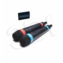 Mikrofony bezprzewodowe do konsoli SONY PS3