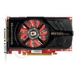 GAINWARD GeForce GTX 550Ti 1024MB DDR5/192bit DVI/HDMI PCI-E (1000/4400) (wer. OC - GS Golden Sample)