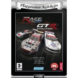 Gra PC NPK Race 07: The WTCC Game Złota Edycja