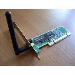 Kozumi karta WI-FI PCI