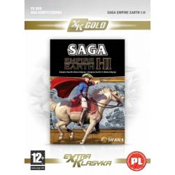 Gra Pc XK-G Saga Empire Earth I-II