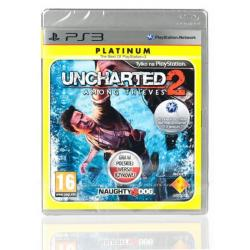 Gra PS3 Uncharted 2: Among Thieves Platinum