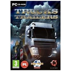 Gra PC Euro Truck Simulator: Trucks  Trailers NOWA