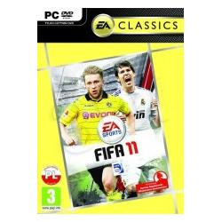 Gra PC FIFA 11 NOWA / FOLIA PL