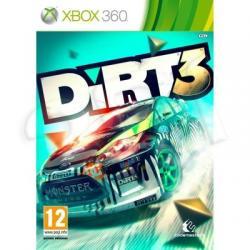 Gra Xbox 360 Dirt 3
