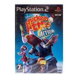 Gra PS2 Chicken Little Ace in Action