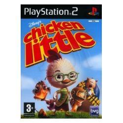 Gra PS2 Chicken Little