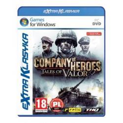 Gra PC XK Company of Heroes: Tales of Valor (Kompa