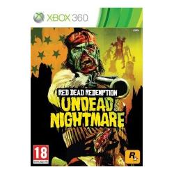 Gra Xbox 360 Red Dead Redemption Undead Nightmare
