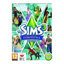 Gra PC The Sims 3: Pokolenia (dodatek do The Sims