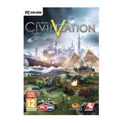 Gra PC Civilization V  (Cywilizacja 5)