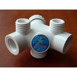 Korpus baterii do przepływowego ogrzewacza wody Dafi / nowy typ /