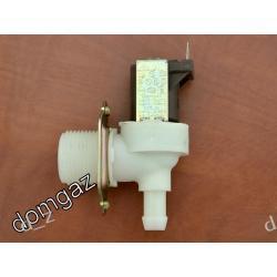 Elektrozawór jednodrożny do pralki - 90 stopni
