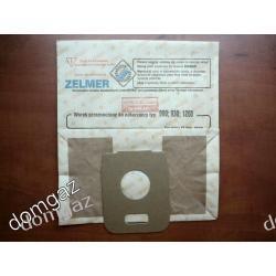 Worek papierowy / filtr / do odkurzacza Zelmer typ 900, 930, 1200